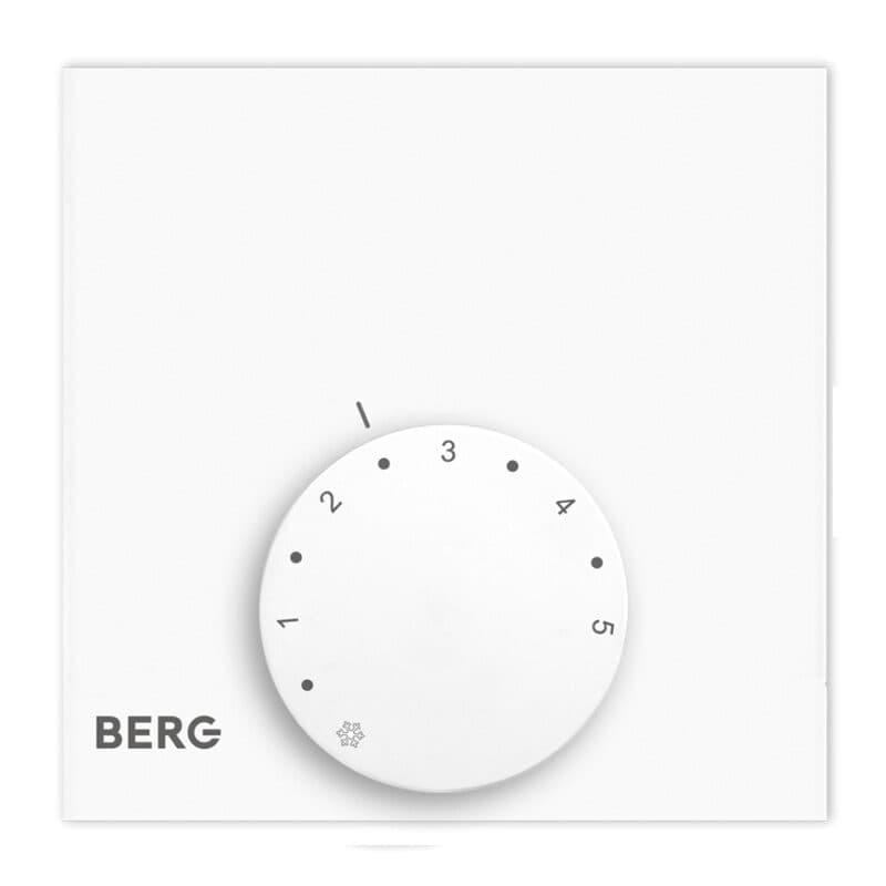 Электронный непрограммируемый термостат BERG BT10-230