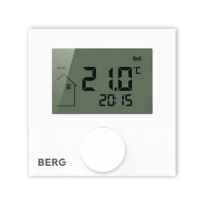Беспроводной цифровой программируемый термостат BERG BT50-iRF-FS